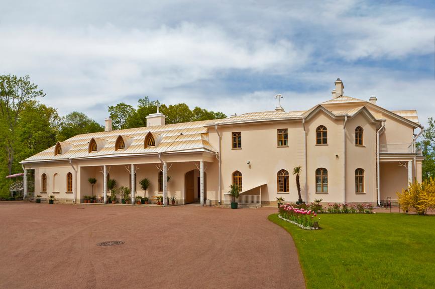 Фермерский дворец (Петергофские дачники)