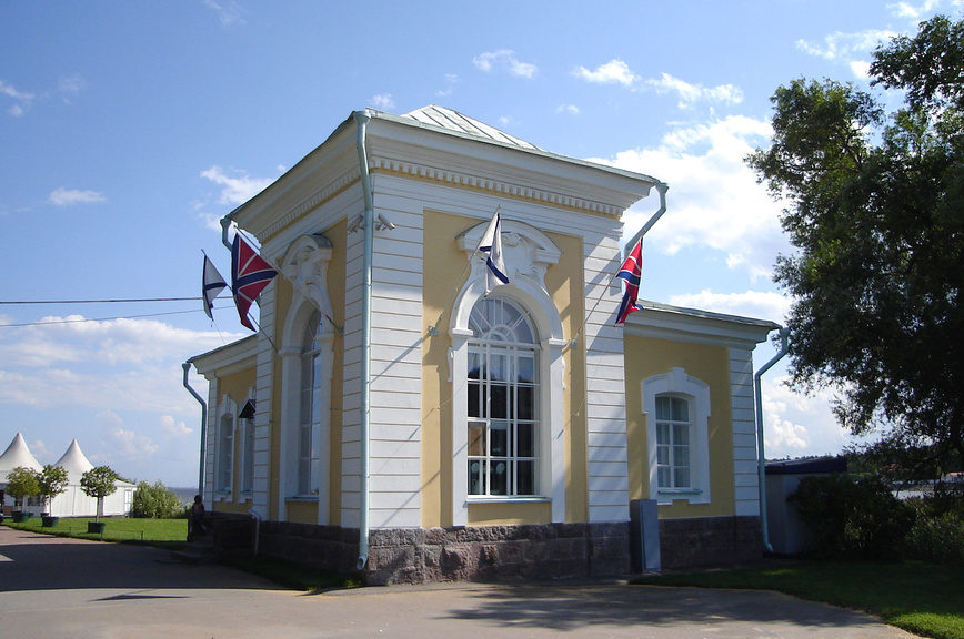 Музей императорских яхт